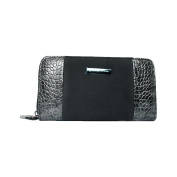 Wallet MARTA MARZOTTO woman eco-leather black IP60546_2305