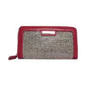 Wallet MARTA MARZOTTO woman in eco-leather Red IP60540_2301