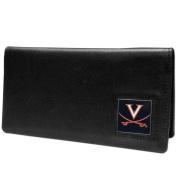 NCAA Virginia Cavaliers Leather Chequebook Cover