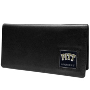 NCAA Pittsburgh Panthers Leather Chequebook Cover