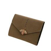 squarex Elegant Women Bee Hasp Short Wallet Coin Purse Card Holders Handbag