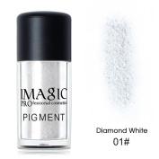 JACKY-Store IMAGIC 9 Colours Cosmetics Eye shadow Makeup Palettes Pro Glitter Eyeshadow Powder Shimmer