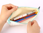 drawihi Points Sweet and Charming Designed the New Style Canvas Pen Bag