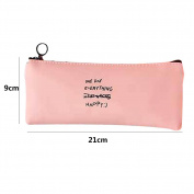 drawihi Cosmetic Bag of the Series of the Girl Cosmetic Zip Cases