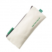 Drawihi Canvas Pencil Case Creative Writing Paper Bag Handbag Cosmetic Bag