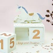 Princess Unicorn Block Advent Calendar