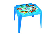 Paw Patrol Kids Blue Table and Chair - Table