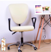 Zerci Office Computer Chair Cover Rotating Chairs Stretch Slipcovers
