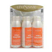 LEVISSIME Energising Sublime Vitamin C Facial Mask Pack