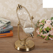Hourglass timer ornaments 30 60 minutes Creative birthday gift of marriage-D