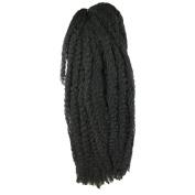 MARLEY AFRO KINKY TWIST BRAID HAIR EXTENSION SYNTEHTIC KANEKALON/TOYOKALON