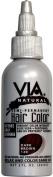 Via Natural Hair Colour #120 - Dark Brown 60 ml