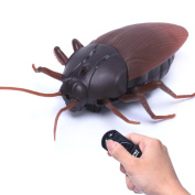 Remote Control Toy/Kid Electronic Toys/Smart Toy,Y56 Remote Control High Simulation Animal Cockroach Animal Trick Terrifying Mischief Toy