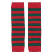 YiZYiF Baby Boys' Girls' Christmas Style Cute Cotton Leg Warmers Socks Leggings