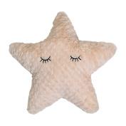 Star Cushion – Ivory