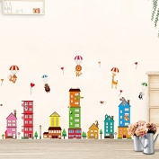 Stickers Construction City For Children's Bedrooms Babies Rooms Of Open Buy Games