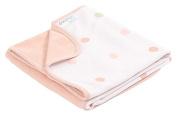 Doomoo Basics Baby Blanket Pastel Pink