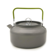 Camping teapot outdoor camping kettle super light kettle 1.2L household kettle coffee pot