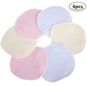 Stormaiy Breastfeeding Pads—Breast Pads Washable Organic Bamboo Nursing Pads, Reusable Mom Pads, Bra pads,Absorbent pads,Ultra Soft, Waterproof, Leakproof Bra Pads Hypoallergenic