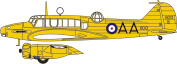 OXFORD DIECAST 72AA006 Avro Anson No.6013 AA No.1 SFTS RCAF