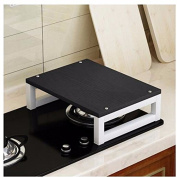 lzzfw Kitchen Stove Holder Cooktop Microwave Kitchen Rack, A