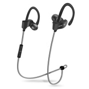 Wireless Headphones Bluetooth Earphones Stereo Sports Earbuds with Mic for Work Out Gym and Exercise for IPhone S Huawei LG, etc.