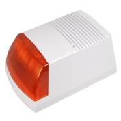 Dummy Alarm Siren Alarm Flashing Solar Dummy Alarm with LED Indicator