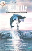 Free Willy [VHS] [1994]