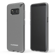PureGear 61745PG Slim Shell for Samsung S8 Clear & Clear