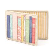 Bookworm Travel Pass Holder Cream