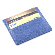 Bingone Slim Leather Card Wallet Identity ID Credit Card Safe Protection Card Holder for Women