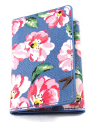 Cath Kidston Trifold Ticket Holder OC Blossom Bunch Wallet Card Purse Oyster Bus Train