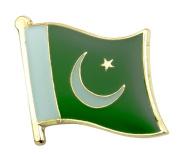 Pakistan Flag Enamel Pin Badge