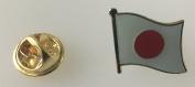 Japan Flag Enamel Pin Badge