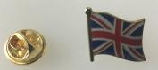 Union Jack Flag Enamel Pin Badge