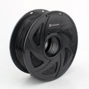 CREOZONE PP Filament for 3D Printer Soft Flexible Plastic Filament 1.75mm 1KG (2.20lbs) Spool