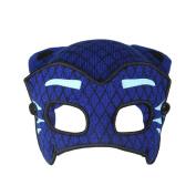 PJ Masks 2200-2597 Winter Beanie Hat, 3D Effect, Mask, Acrylic, One Size, Multicoloured, Catboy