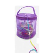 Lalang Knitting Yarn Storage Bag Wool Holder Storage Basket