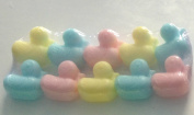 Mini Duck Soaps 10 PACK - Baby Shower Christening Gift Favours Boy Girl Neutral