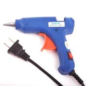 ZHUOTOP Heating Hot Melt Glue Gun 20W Crafts Album Repair D=7mm