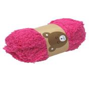 bismarckbeer Super Soft Coral Velvet Knitting Wool Yarn Ball for Scarf Beanie Gloves Sweater