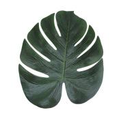 Simulation Leaf For Hawaiian Luau Party Jungle Beach Theme Party Decorations
