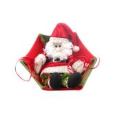 Christmas Parachute, HUHU833 Merry Christmas Decor Toy Doll Gift Home Tree Santa Parachute New