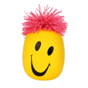 JACKY-Store Super Stretchy Moody Face Stress Ball Smile Face Squeeze Toy Christmas Toy