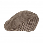 J By Jasper Conran Kids Designer Babies Brown Tweed Flat Cap 12-18 Months