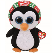 Ty Beanie Babies Boos 36853 Penelope the Penguin Extra Large Boo
