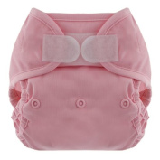 Blueberry – Nappy Cover Unitalla with Hook and loop, Pink
