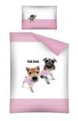 The Dog – Baby Dog Puppy Cotton Bedding Duvet Cover Pillowcase