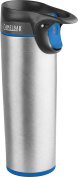 Camelback Water Bottle/Thermos Flask Forge – Stainless Steel – holds 6 Hours;, 470 ml blue steel
