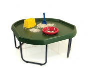 Tuff Tray - Childrens Play Tray - Octagonal Tray with Stand - Includes 15kg Sandbag